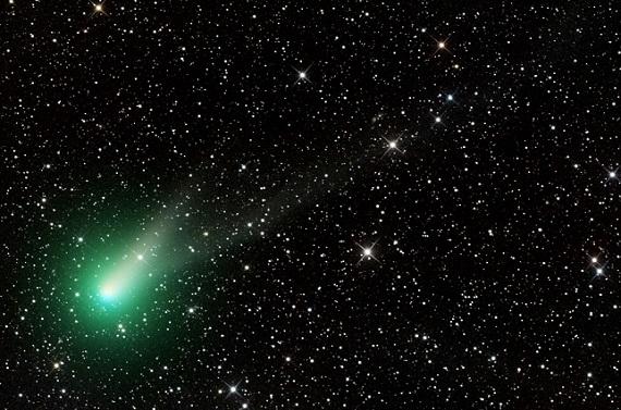 いわき市遠野オートキャンプ場でカタリナ彗星を観察しよう!